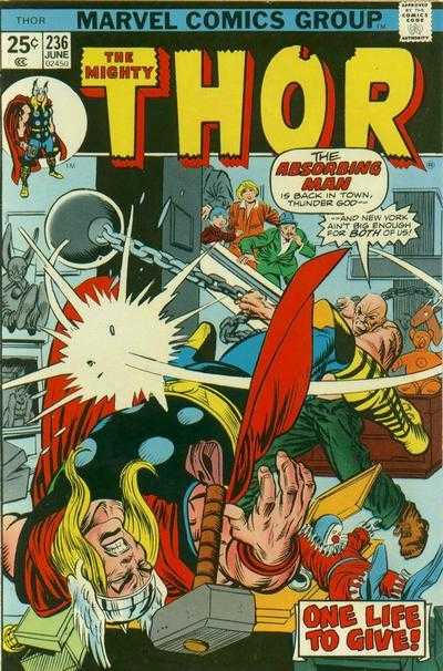 The Mighty Thor #236