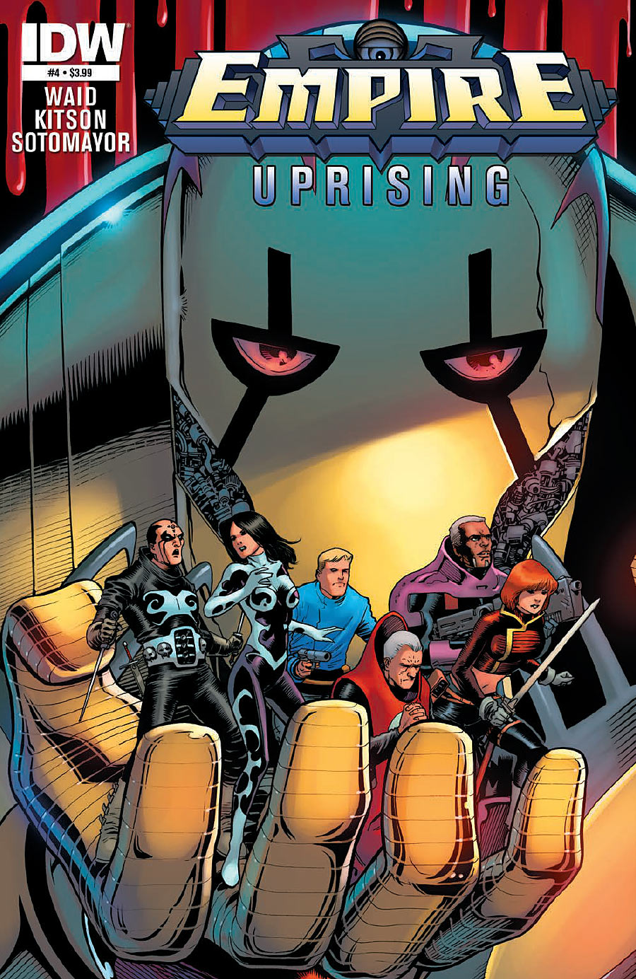 Empire Uprising #4