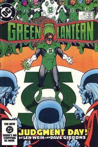Green Lantern #172