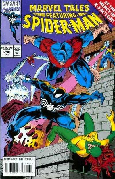 Marvel Tales #290