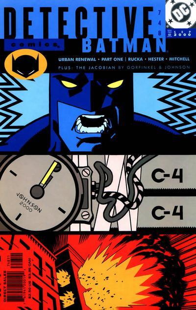 Detective Comics #748