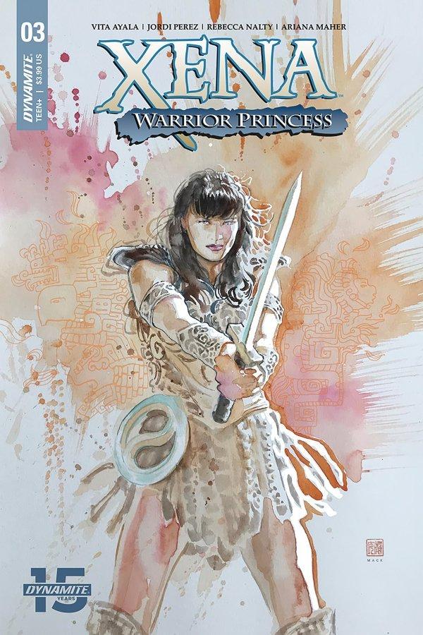 Xena: Warrior Princess #3