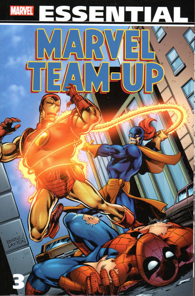 Essential Marvel Team-Up Vol. 3 TP