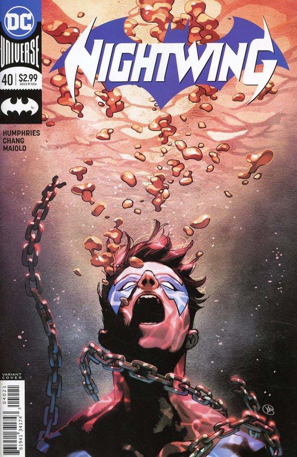 Nightwing #40