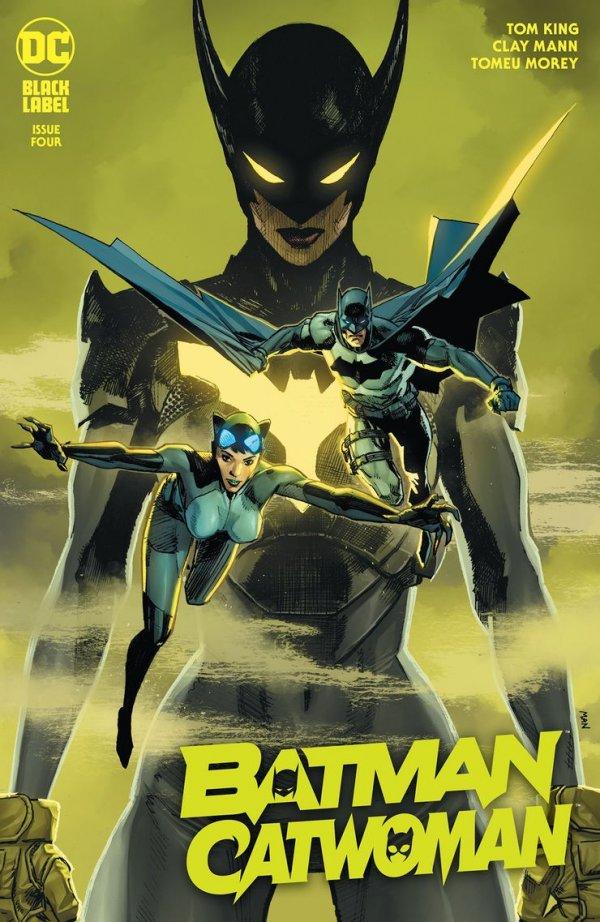 Batman / Catwoman #4