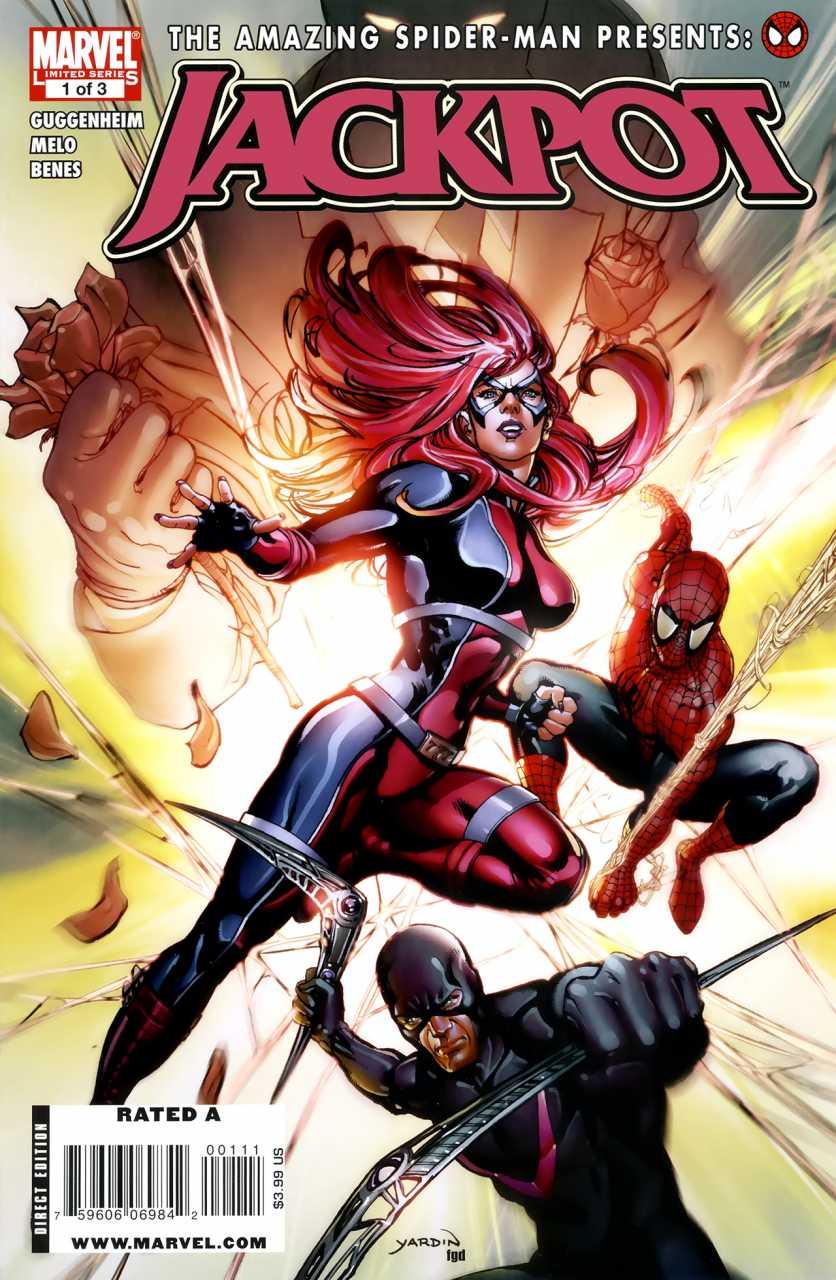 The Amazing Spider-Man Presents: Jackpot #1