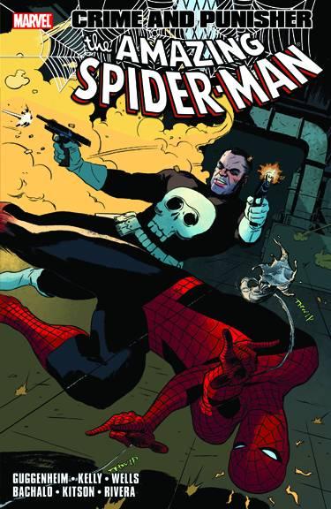 Spider-Man: Crime and Punisher TP