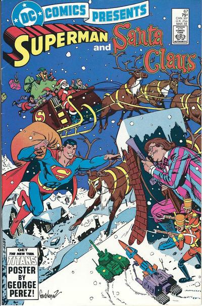 DC Comics Presents #67
