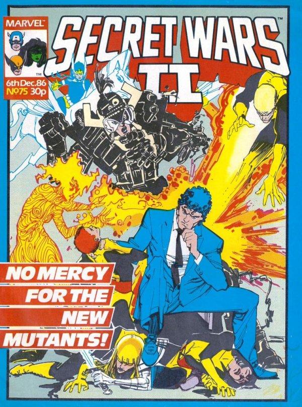 Marvel Super Heroes Secret Wars #75