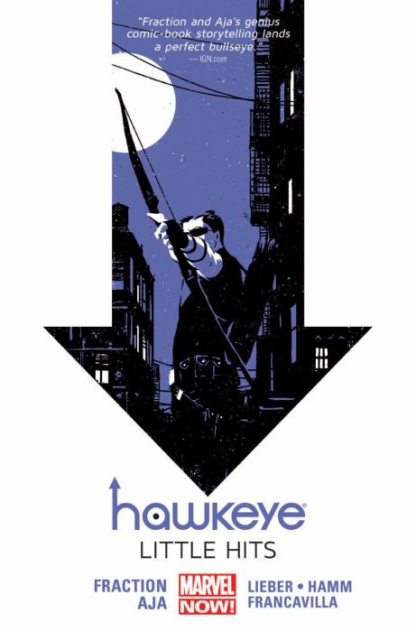 Hawkeye Vol. 2: Little Hits TP