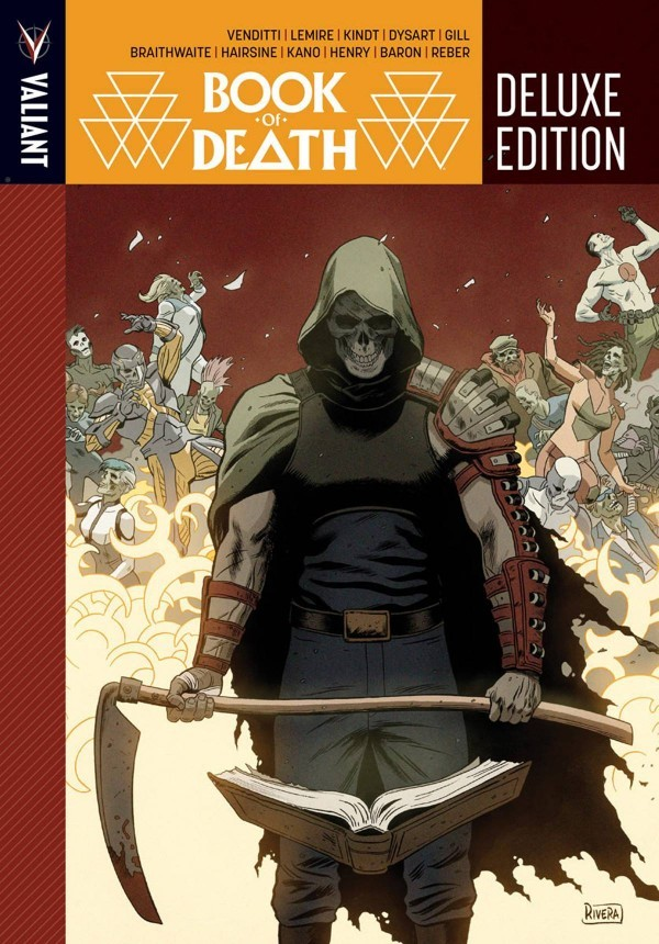 Book of Death Deluxe Edition HC