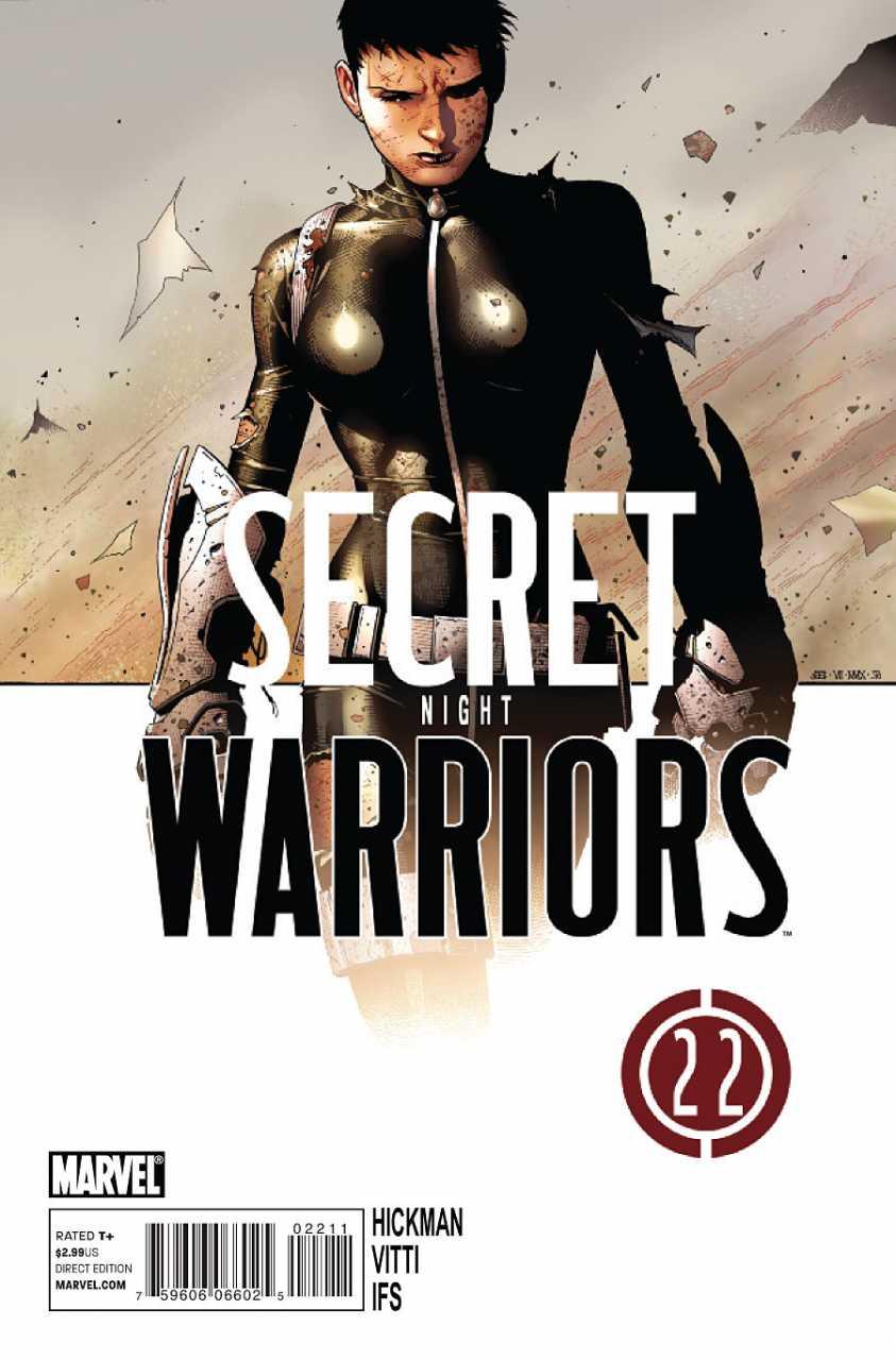 Secret Warriors #22