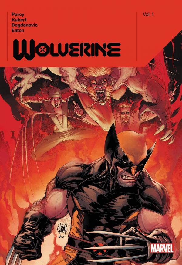 Wolverine by Benjamin Percy Vol. 1 HC