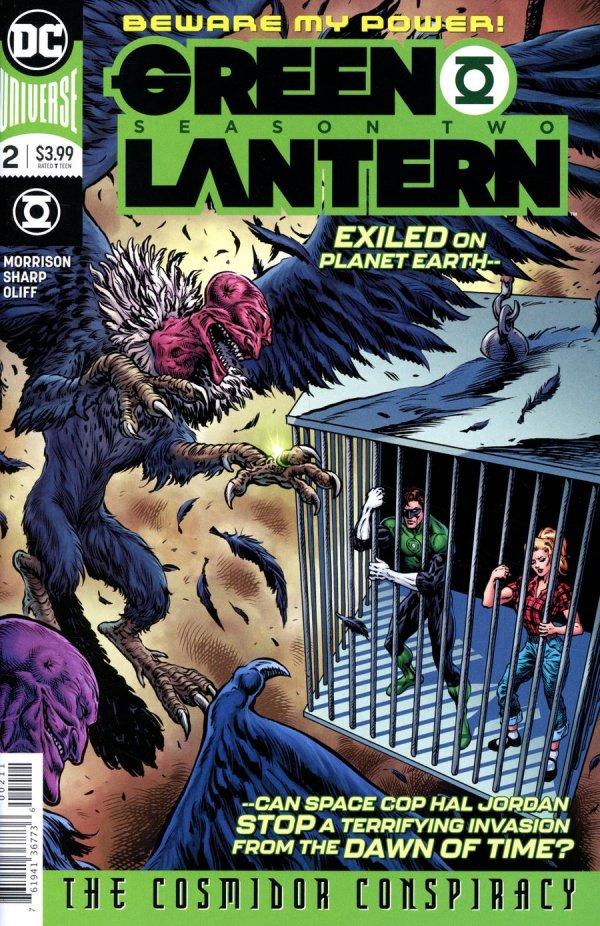 The Green Lantern Season Two #2