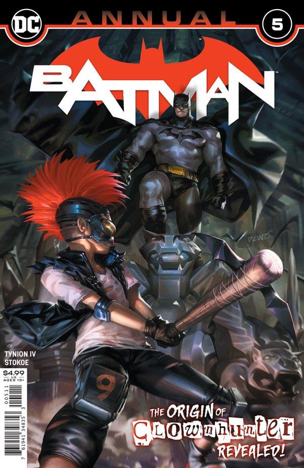 Batman Annual #5