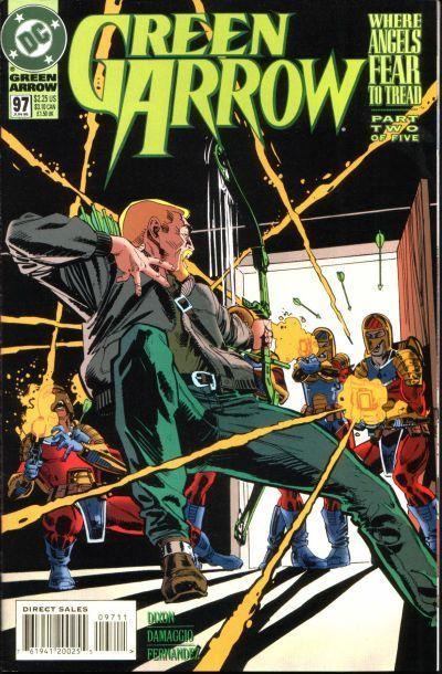 Green Arrow #97