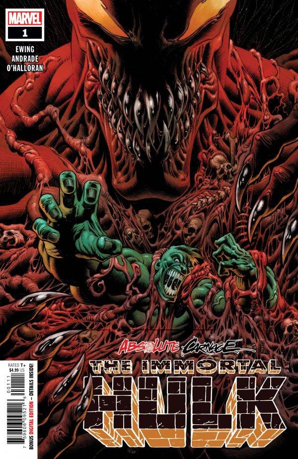 Absolute Carnage: Immortal Hulk #1