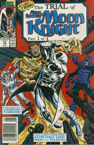 Marc Spector: Moon Knight #15