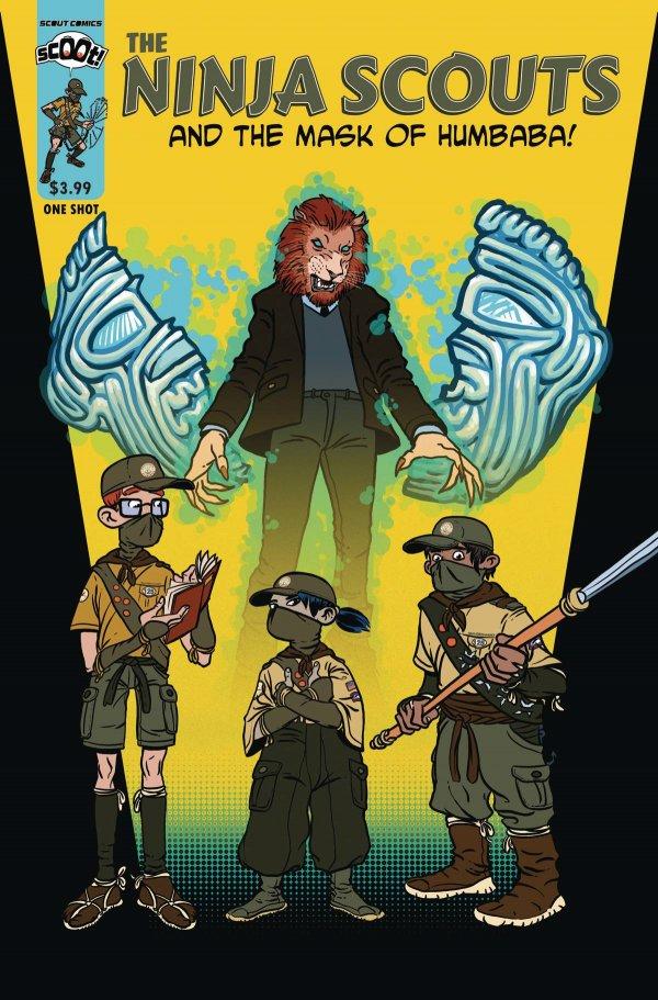 Ninja Scouts #1