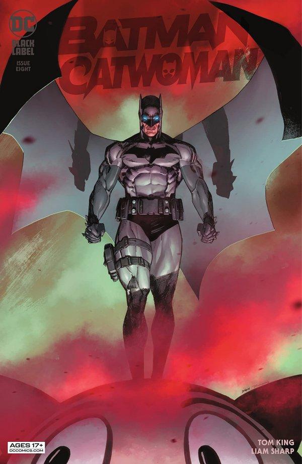 Batman / Catwoman #8