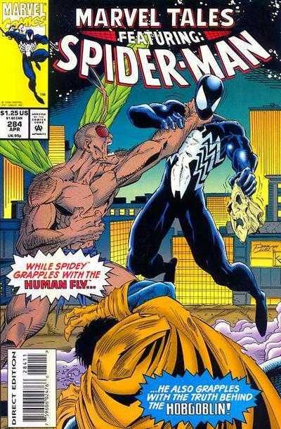 Marvel Tales #284