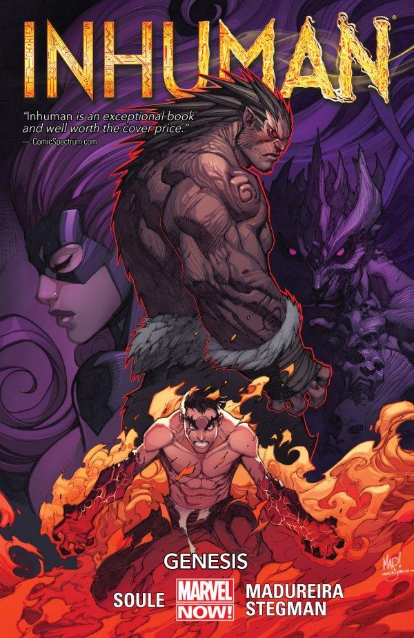 Inhuman Vol. 1: Genesis TP