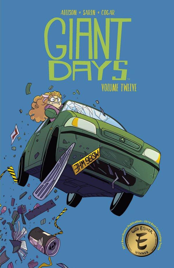 Giant Days Vol. 12 TP