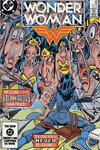 Wonder Woman #315