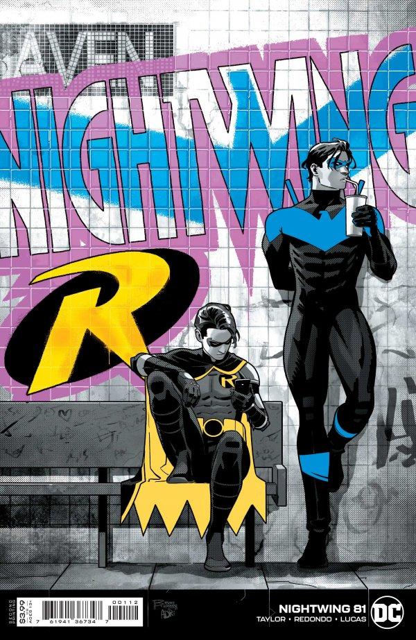 Nightwing #81