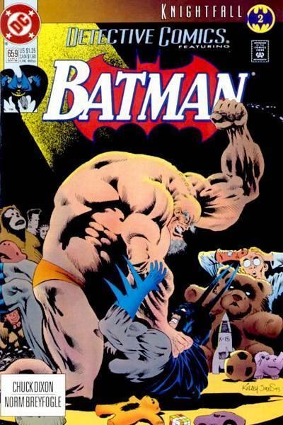 Detective Comics #659