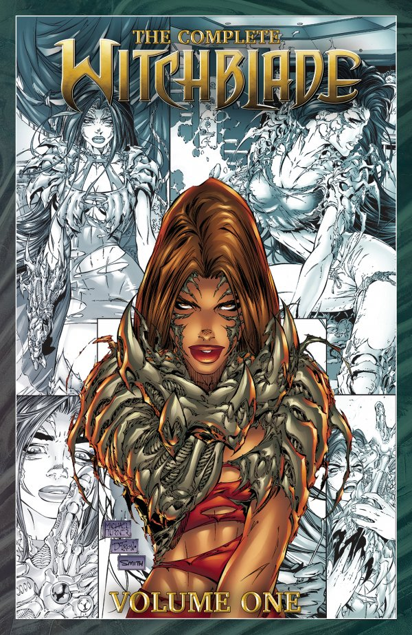 The Complete Witchblade Vol. 1 HC