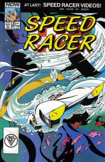 Speed Racer #31