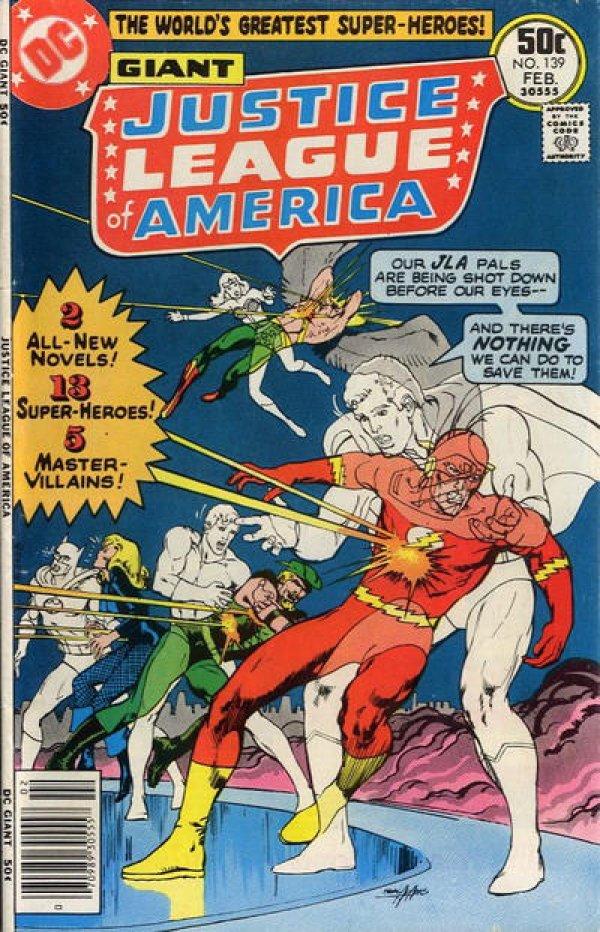 Justice League of America #139