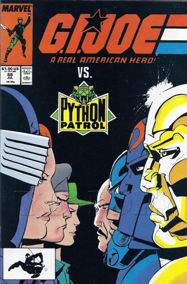 G.I. Joe: A Real American Hero #88