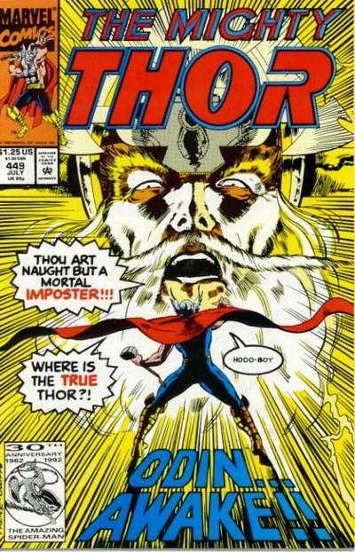 The Mighty Thor #449