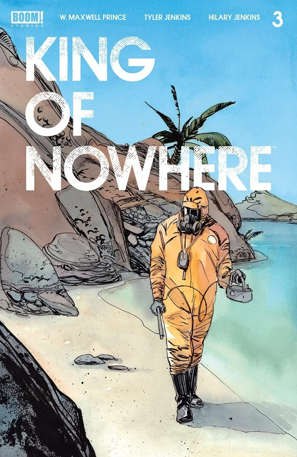 King of Nowhere #3 review