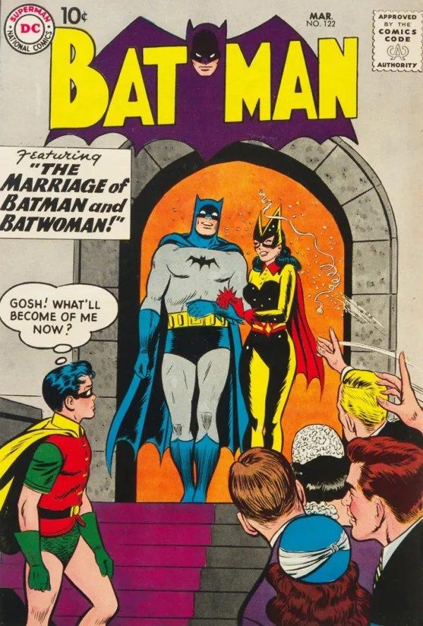 Batman #122