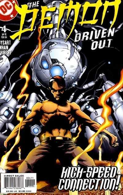 DC Comics Presents: The Demon Driven Out #4