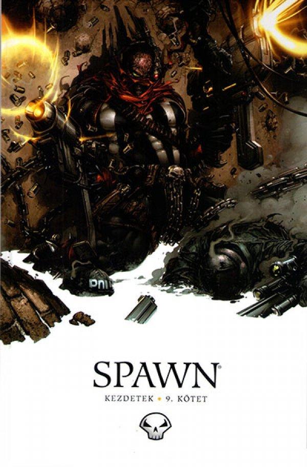 Spawn Kezdetek 9. Kötet HC