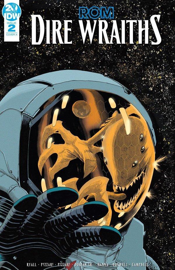Rom: Dire Wraiths #2