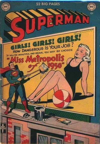 Superman #63