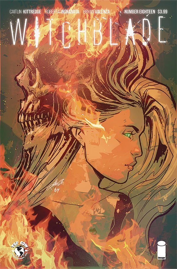 Witchblade #18 review