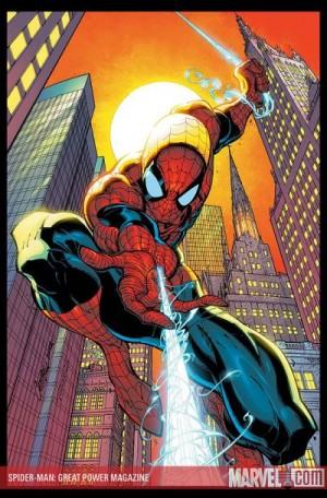 Spider-Man Magazine: Great Power
