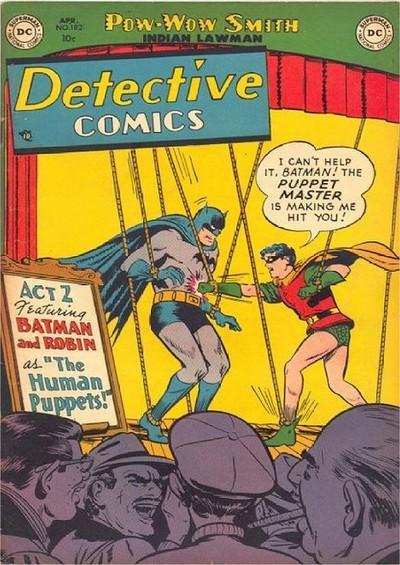 Detective Comics #182