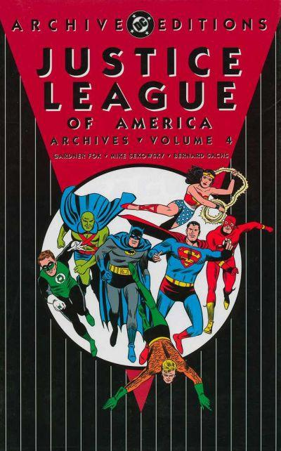 Justice League of America Archives Vol. 4 HC