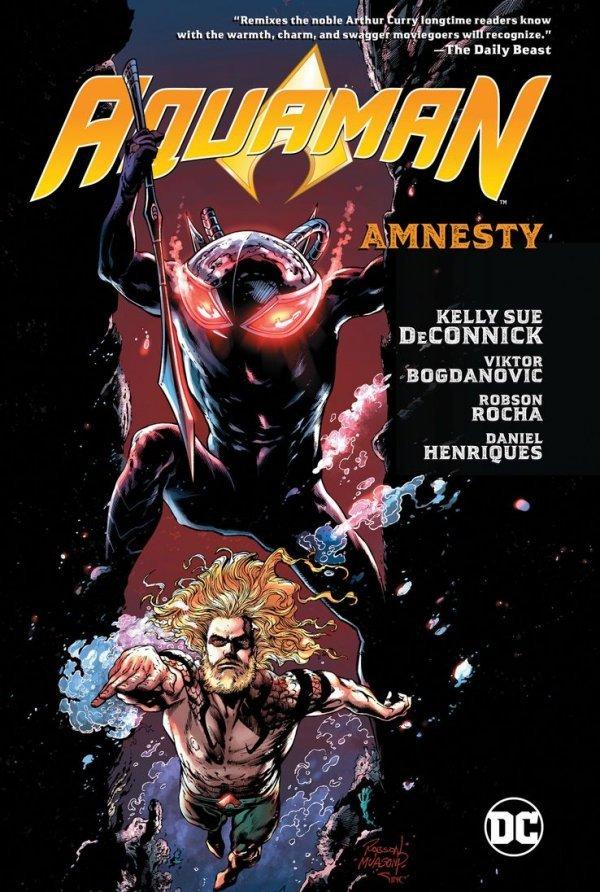Aquaman Vol. 2: Amnesty TP