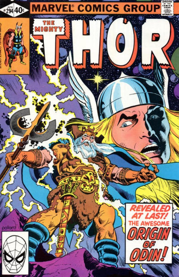 The Mighty Thor #294