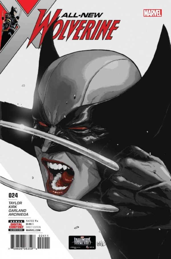 All-New Wolverine #24