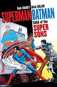 Superman / Batman: Saga of the Super Sons TP 2007