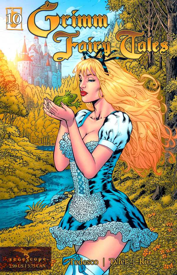 Grimm Fairy Tales #10
